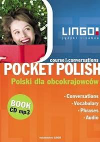 Pocket Polish. Course and Conversations - Mędak Stanisław
