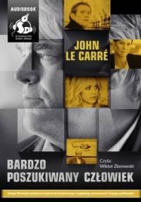 Bardzo poszukiwany człowiek - Le Carre John