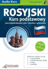 Rosyjski. Kurs podstawowy Mp3 +PDF - Opracowanie zbiorowe