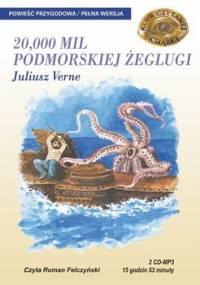 20 000 mil podmorskiej żeglugi - Verne Juliusz