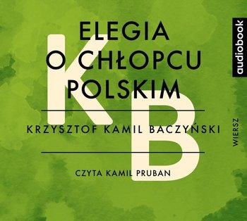 Elegia o chłopcu polskim - Baczyński Krzysztof Kamil
