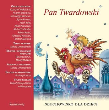 Pan Twardowski - Michałowska Aleksandra