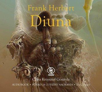 Diuna. Kroniki Diuny. Tom 1 - Herbert Frank