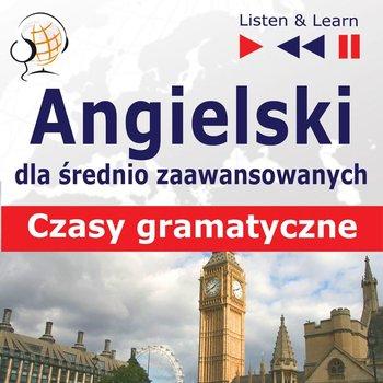 Angielski na Mp3. Czasy gramatyczne - Guzik Dorota